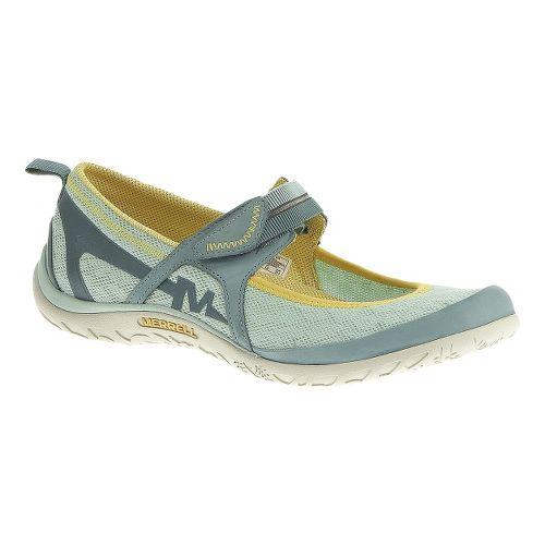 Womens Merrell Enlighten Eluma Breeze Casual Shoe - Eggshell Blue 7.5