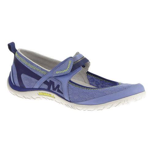 Womens Merrell Enlighten Eluma Breeze Casual Shoe - Periwinkle 7.5