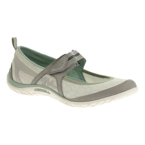 Womens Merrell Enlighten Eluma Breeze Casual Shoe - White 6