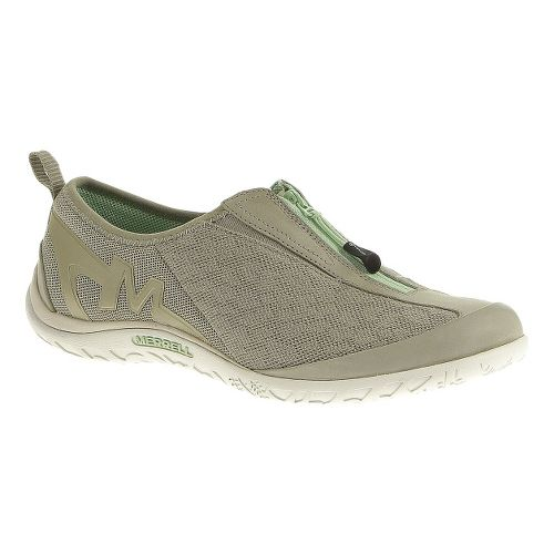 Womens Merrell Enlighten Glitz Breeze Casual Shoe - Aluminum 10.5