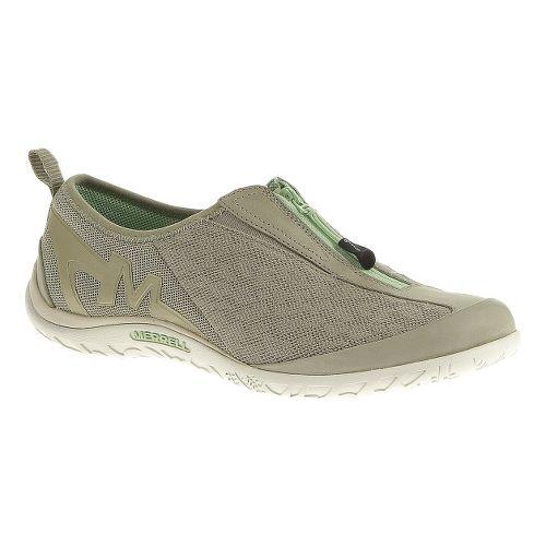 Womens Merrell Enlighten Glitz Breeze Casual Shoe - Aluminum 6.5