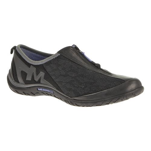 Womens Merrell Enlighten Glitz Breeze Casual Shoe - Black 10.5