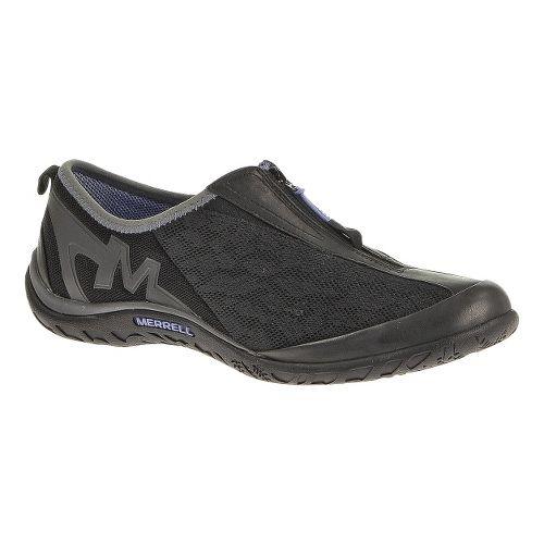 Womens Merrell Enlighten Glitz Breeze Casual Shoe - Black 6.5