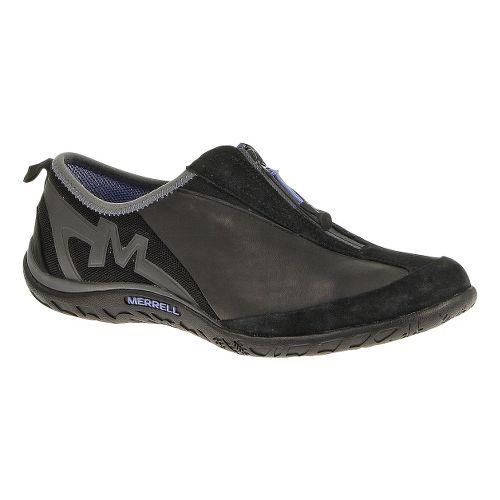 Womens Merrell Enlighten Glitz Breeze Casual Shoe - Black/Black 9.5