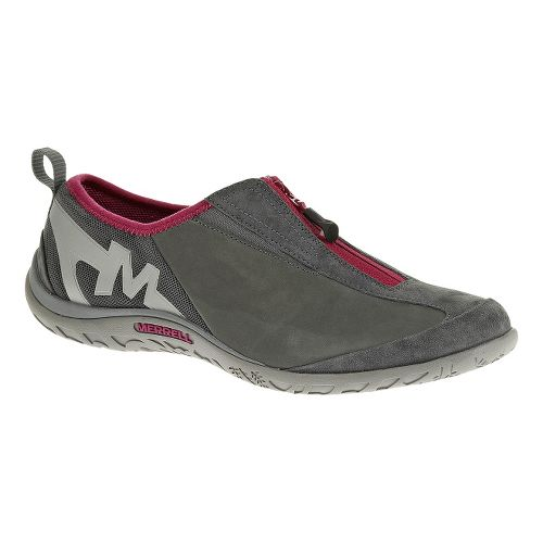 Womens Merrell Enlighten Glitz Breeze Casual Shoe - Castlerock 7.5