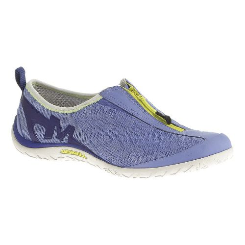 Womens Merrell Enlighten Glitz Breeze Casual Shoe - Periwinkle 8.5