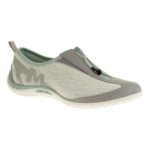 Womens Merrell Enlighten Glitz Breeze Casual Shoe - White 9.5