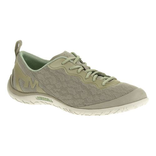 Womens Merrell Enlighten Shine Breeze Casual Shoe - Aluminum 6.5