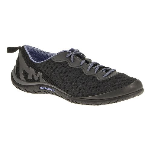 Womens Merrell Enlighten Shine Breeze Casual Shoe - Black 5