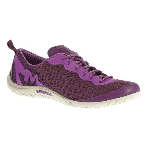 Womens Merrell Enlighten Shine Breeze Casual Shoe - Dark Purple 10.5