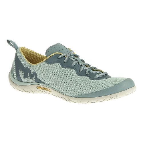 Womens Merrell Enlighten Shine Breeze Casual Shoe - Egshell Blue 8