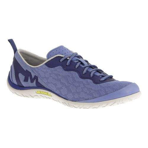 Womens Merrell Enlighten Shine Breeze Casual Shoe - Periwinkle 8.5