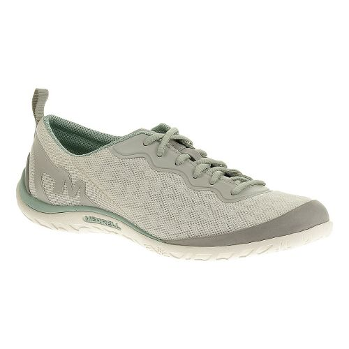 Womens Merrell Enlighten Shine Breeze Casual Shoe - White 10.5