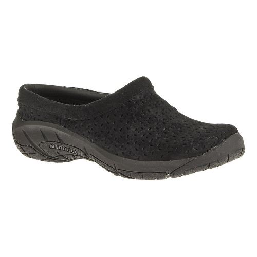 Womens Merrell Encore Vellum Casual Shoe - Black 10