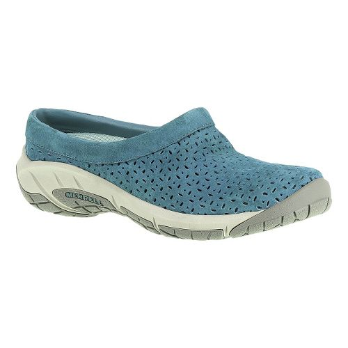 Womens Merrell Encore Vellum Casual Shoe - Brittany Blue 10.5