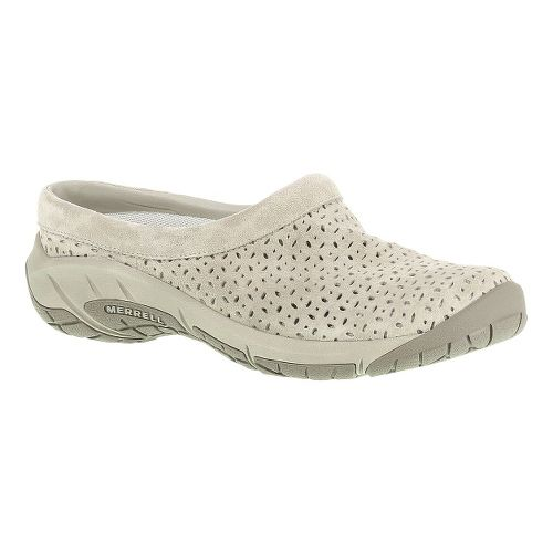 Womens Merrell Encore Vellum Casual Shoe - Silver 10.5