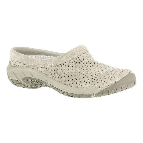 Womens Merrell Encore Vellum Casual Shoe - Silver 8