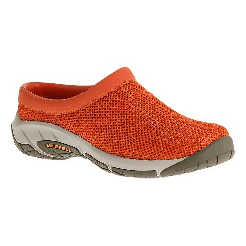 Womens Merrell Encore Breeze 3 Casual Shoe - Spicy Orange 9
