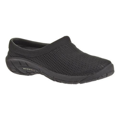 Womens Merrell Encore Breeze 3 Casual Shoe - Black 5