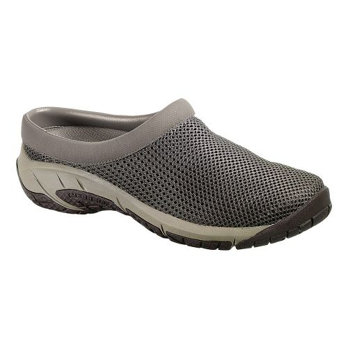Womens Merrell Encore Breeze 3 Casual Shoe - Aluminum 10.5