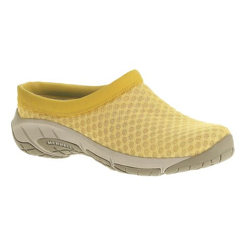 Womens Merrell Encore Lattice 3 Casual Shoe - Banana Cream 9