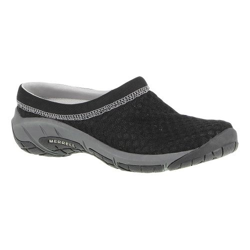 Womens Merrell Encore Lattice 3 Casual Shoe - Black 5