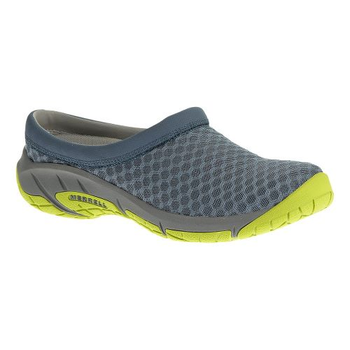 Womens Merrell Encore Lattice 3 Casual Shoe - Bering Sea 6