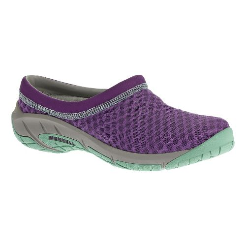 Womens Merrell Encore Lattice 3 Casual Shoe - Imperial Purple 7