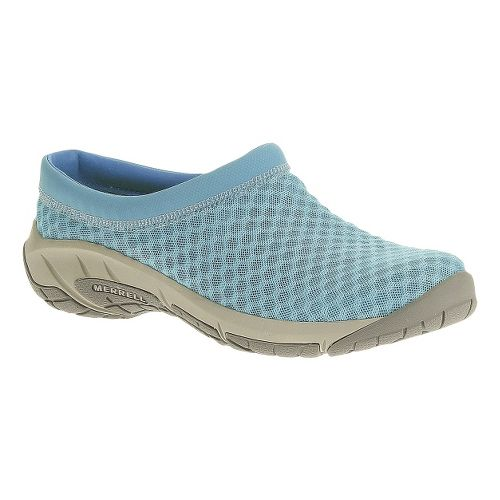 Womens Merrell Encore Lattice 3 Casual Shoe - Scuba Blue 7