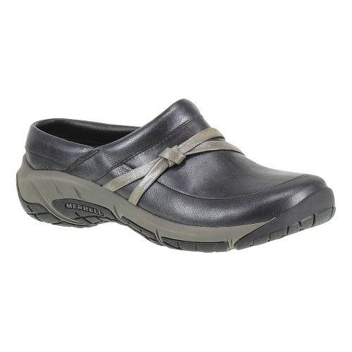 Womens Merrell Encore Tangle Lavish Slide Casual Shoe - Midnight 6