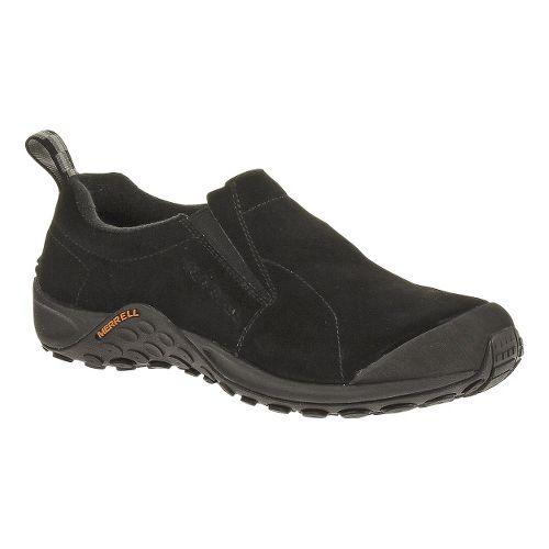 Womens Merrell Jungle Moc Touch Casual Shoe - Black 10.5