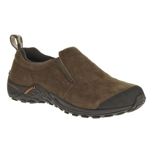 Womens Merrell Jungle Moc Touch Casual Shoe - Merrell Stone 8.5
