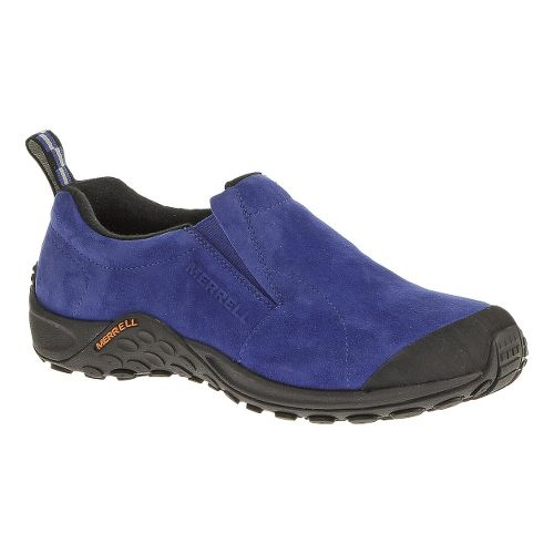 Womens Merrell Jungle Moc Touch Casual Shoe - Sodalite 9
