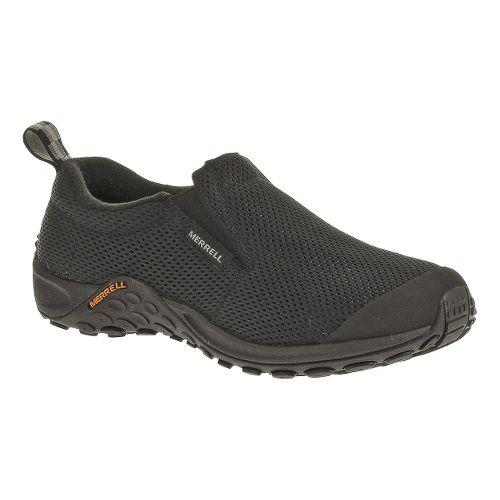 Womens Merrell Jungle Moc Touch Breeze Casual Shoe - Black 10