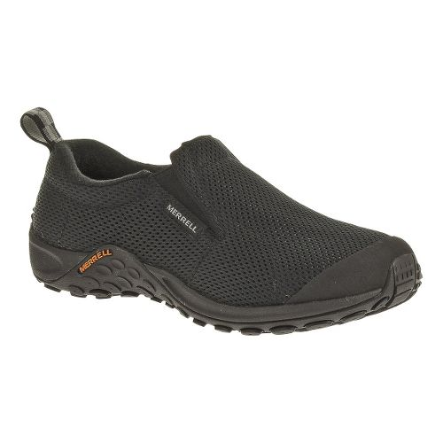 Womens Merrell Jungle Moc Touch Breeze Casual Shoe - Black 10.5
