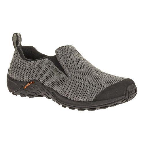 Womens Merrell Jungle Moc Touch Breeze Casual Shoe - Charcoal 9.5