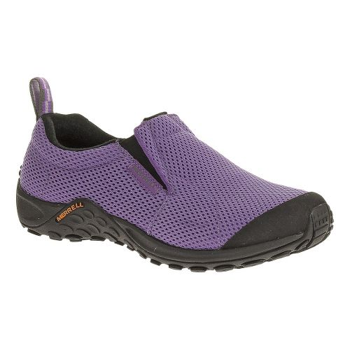 Womens Merrell Jungle Moc Touch Breeze Casual Shoe - Dewberry 5