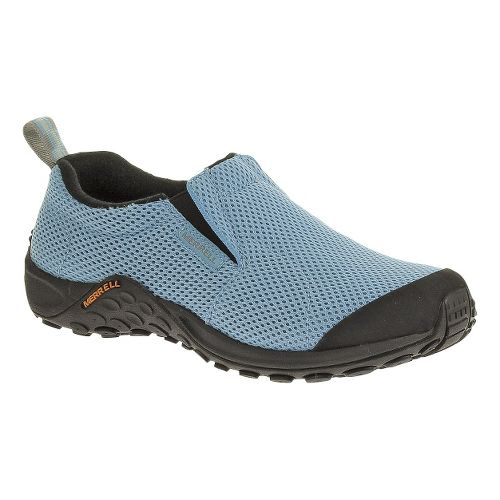 Womens Merrell Jungle Moc Touch Breeze Casual Shoe - Horizon Blue 5.5
