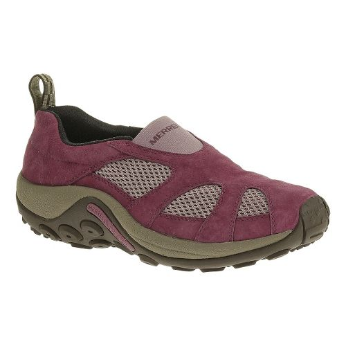 Womens Merrell Jungle Moc Ventilator Casual Shoe - Blushing 9.5