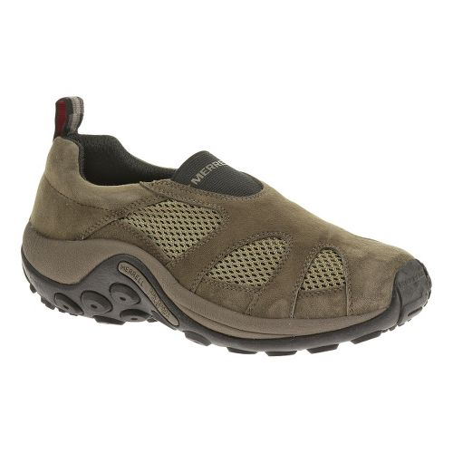 Womens Merrell Jungle Moc Ventilator Casual Shoe - Gunsmoke 11