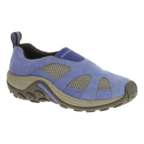 Womens Merrell Jungle Moc Ventilator Casual Shoe - Periwinkle 6.5