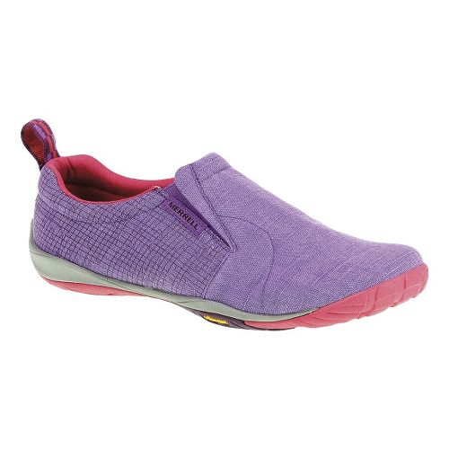 Womens Merrell Jungle Glove Canvas Casual Shoe - Dewberry 6.5