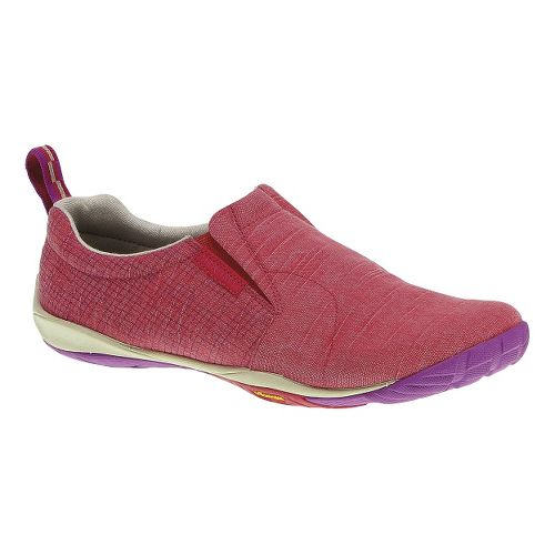 Womens Merrell Jungle Glove Canvas Casual Shoe - Paradise Pink 7.5