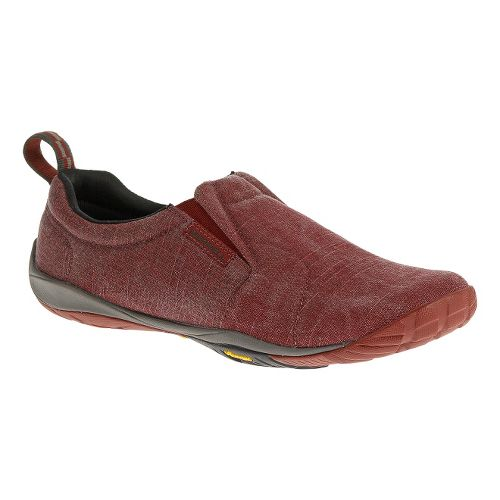 Womens Merrell Jungle Glove Canvas Casual Shoe - Red Dahlia 5