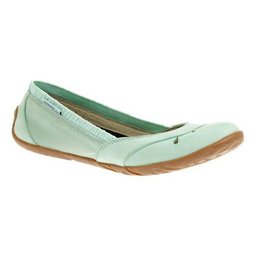 Womens Merrell Whirl Glove Casual Shoe - Egshell Blue 10