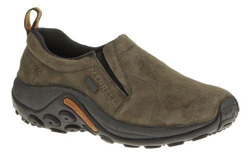 Womens Merrell Jungle Moc Waterproof Casual Shoe - Gunsmoke 9