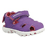 Kids Merrell Aquasquirt Deck Junior Casual Shoe