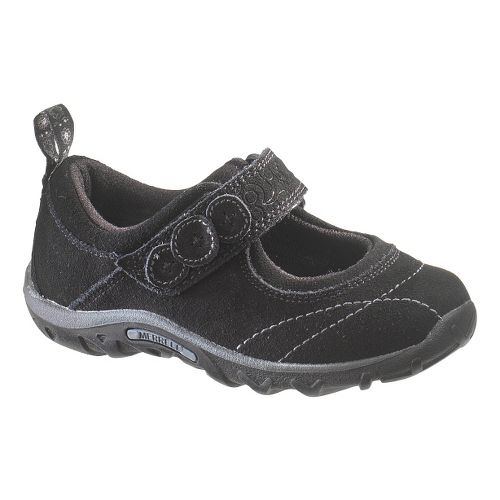 Kids Merrell Jungle Moc Burst 2 Casual Shoe - Black 3