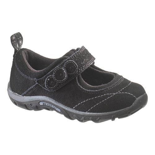 Kids Merrell Jungle Moc Burst 2 Casual Shoe - Black 4