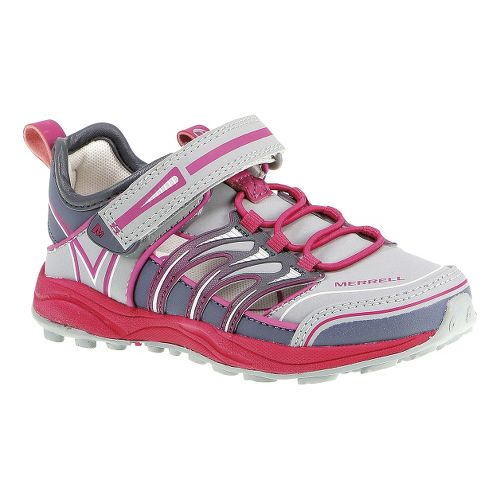 Kids Merrell Mix Master H20 Casual Shoe - Bright Rose 13.5